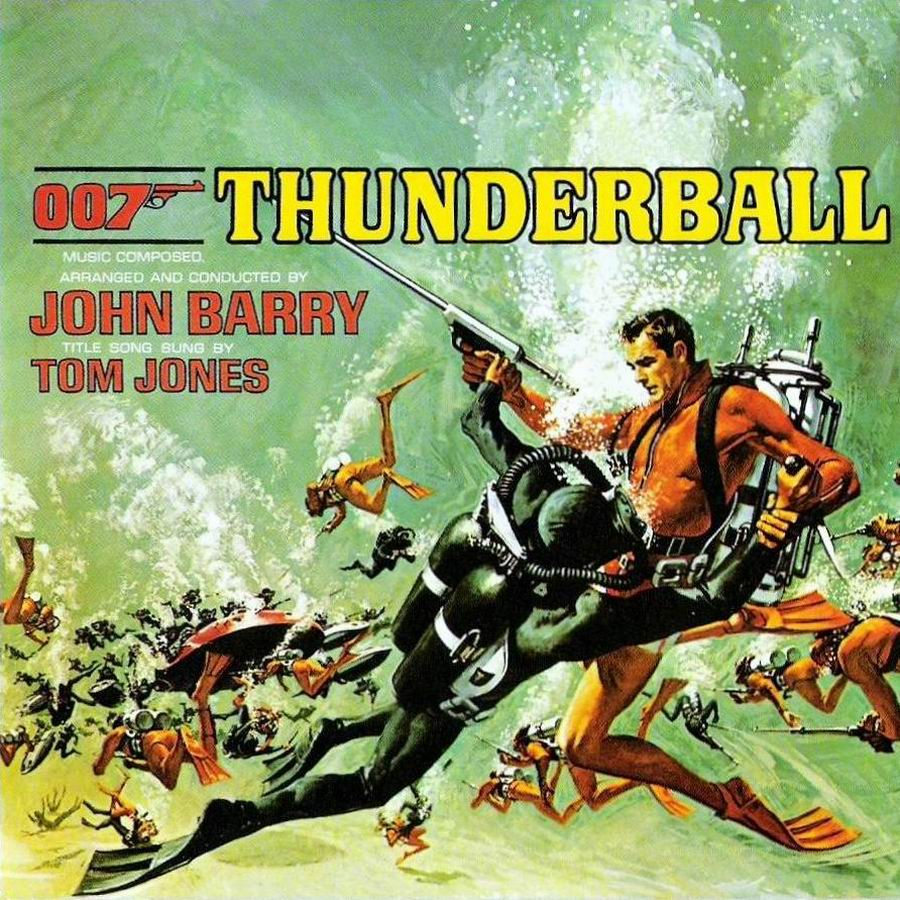 Image result for thunderball and tom jones