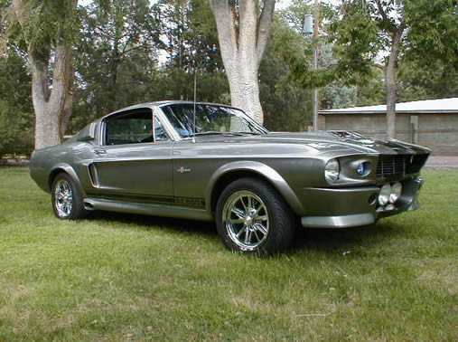 Shelby Mustang Pictures 1965 - 1970