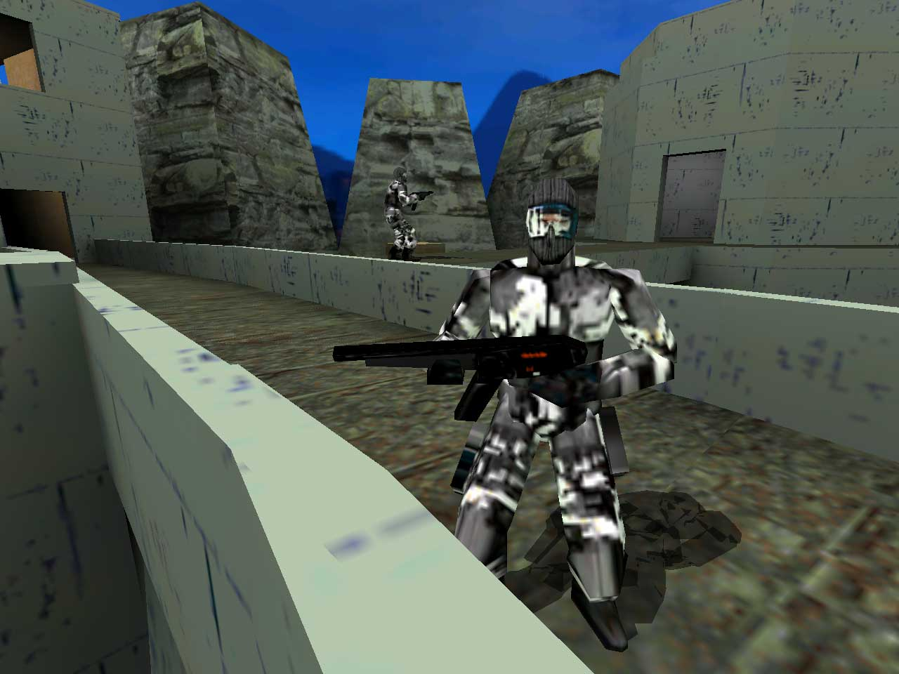 NotriX=- Best Quake2 models, skins, and sounds