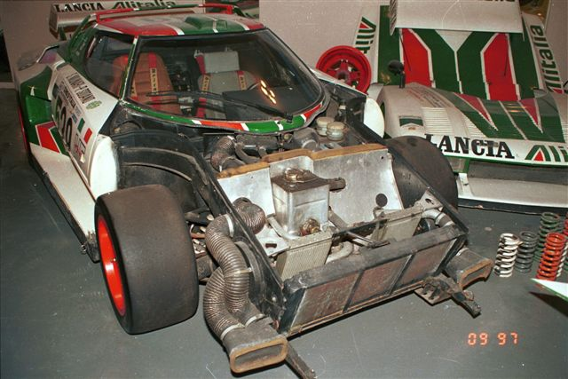 great racing cars :::: lancia stratos turbo gr 5 silhouette racer
