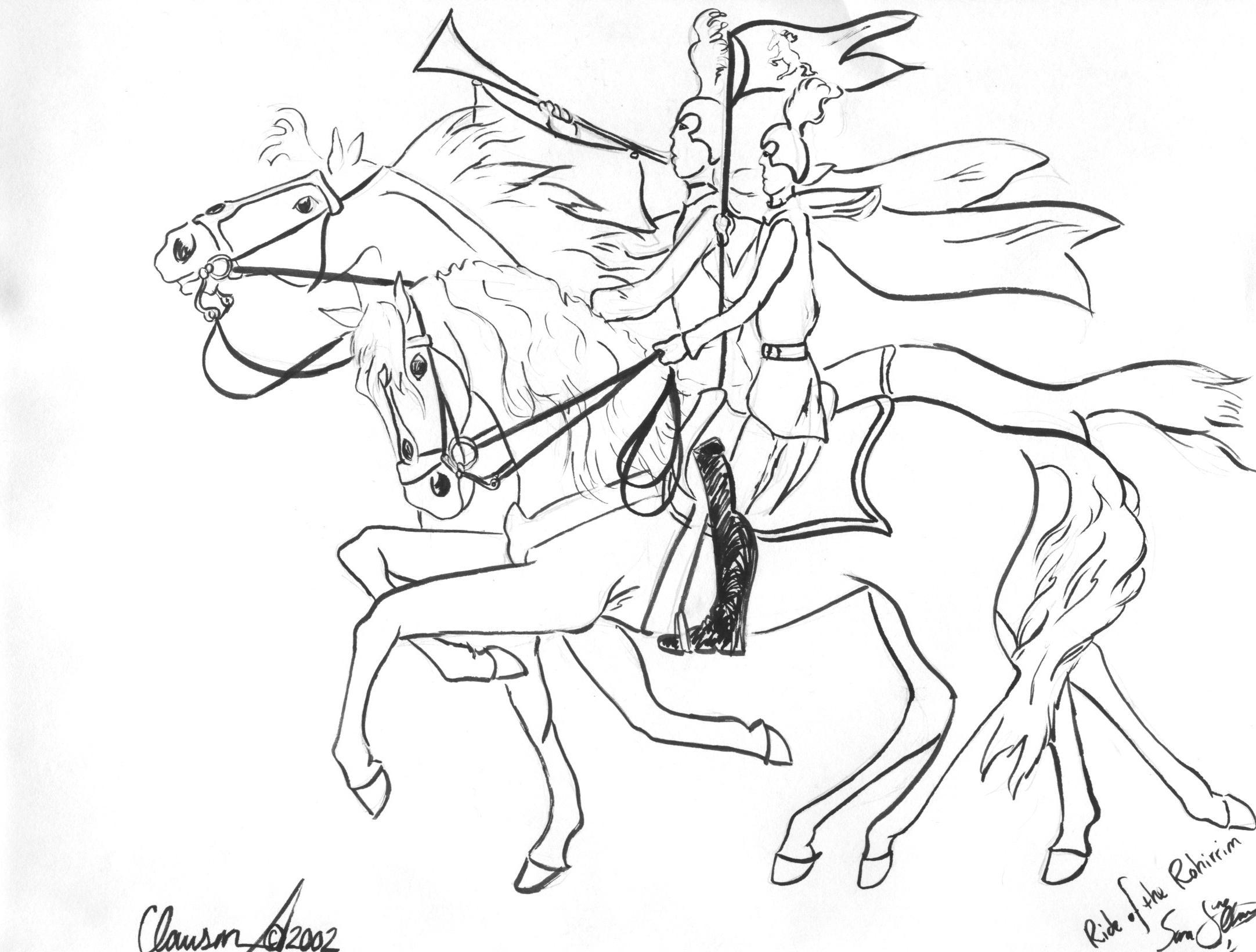 sj u0027s lord of the rings art