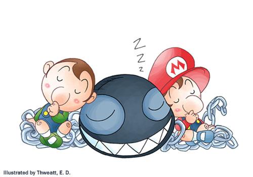 vgpad - Bebe Mario