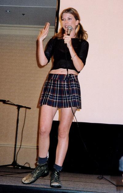 Cherry Hill NJ 2001 Xena Convention Alexandra Tydings