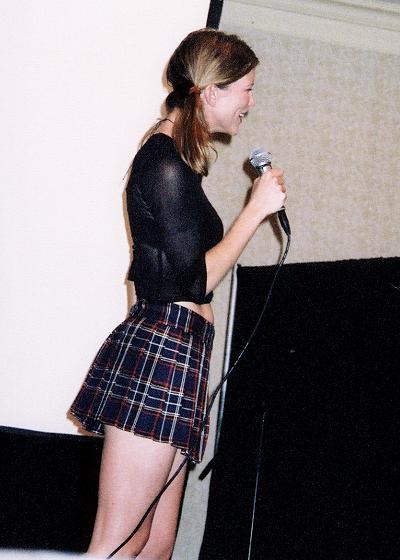 Cherry Hill, NJ 2001 Xena Convention - Alexandra Tydings ...