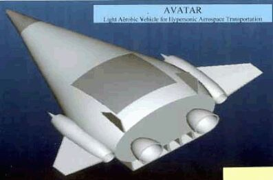 avatar spacecraft india