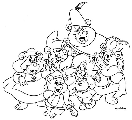 80s cartoon chaos coloring pages