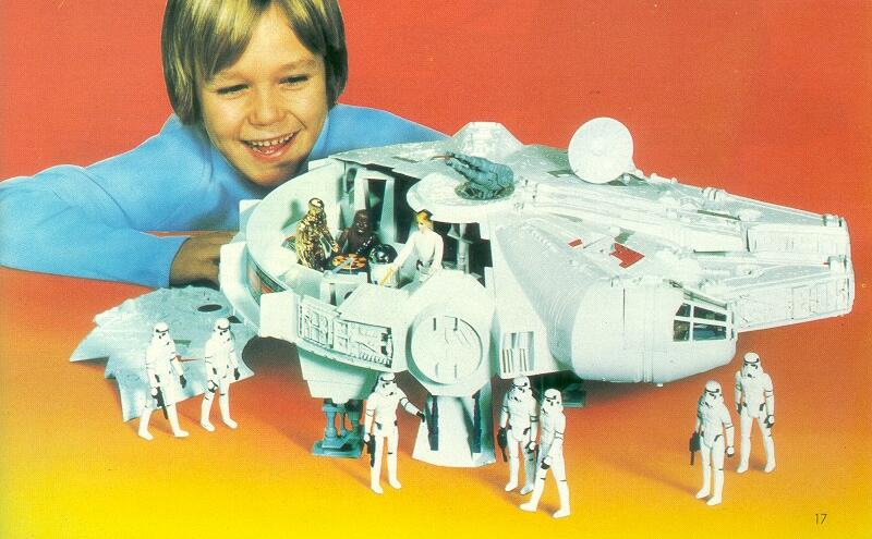 Star Wars 80s Toys : Toy concepts and prototypes star wars trader new zealand
