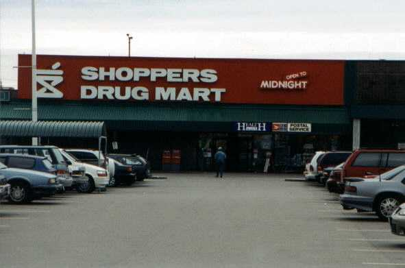 Shoppers Drug Mart Weber Street Kitchener