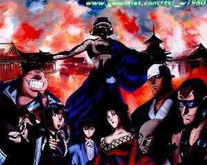 Gambar Samurai X