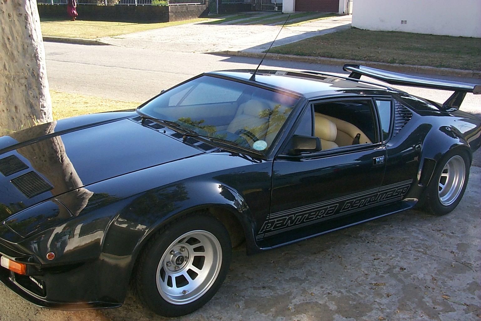 Pantera Car For Sale Cheap