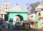 श्री हनुमान मंदिर नालु काल मंडपम, थंजावूर, तमिल नाडू