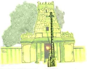 Sri Dasaanjaneya Swami Temple, Machavaram, Vijayawada