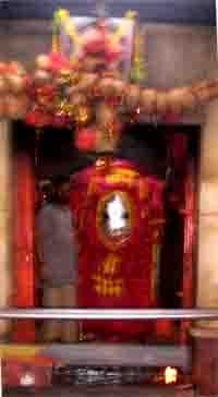ஶ்ரீ சோளா ஹனுமான் ஸ்வாமி, போபால், மத்திய பிரதேசம்