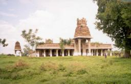Kanchipuram, Iyenkullam Anjaneya Temple