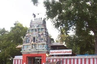 Sri Anjaneya Temple, Kaullukuze, Trichy