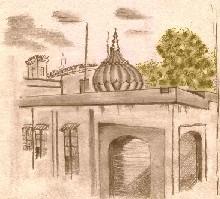 बड़े हनुमानजी मंदिर [पुराना] अलीगंज, लखनऊ, उत्तर प्रदेश