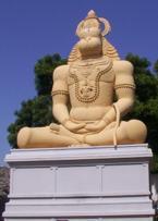 श्री  योग हनुमान, नल्लतूर, तमिलनाडु