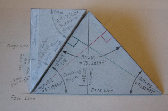 Images Of 3d Models Of Prow Roof Study Of The Compound