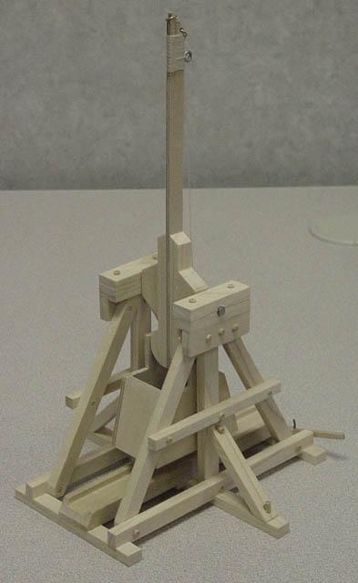 Wood Magazine Trebuchet Plans