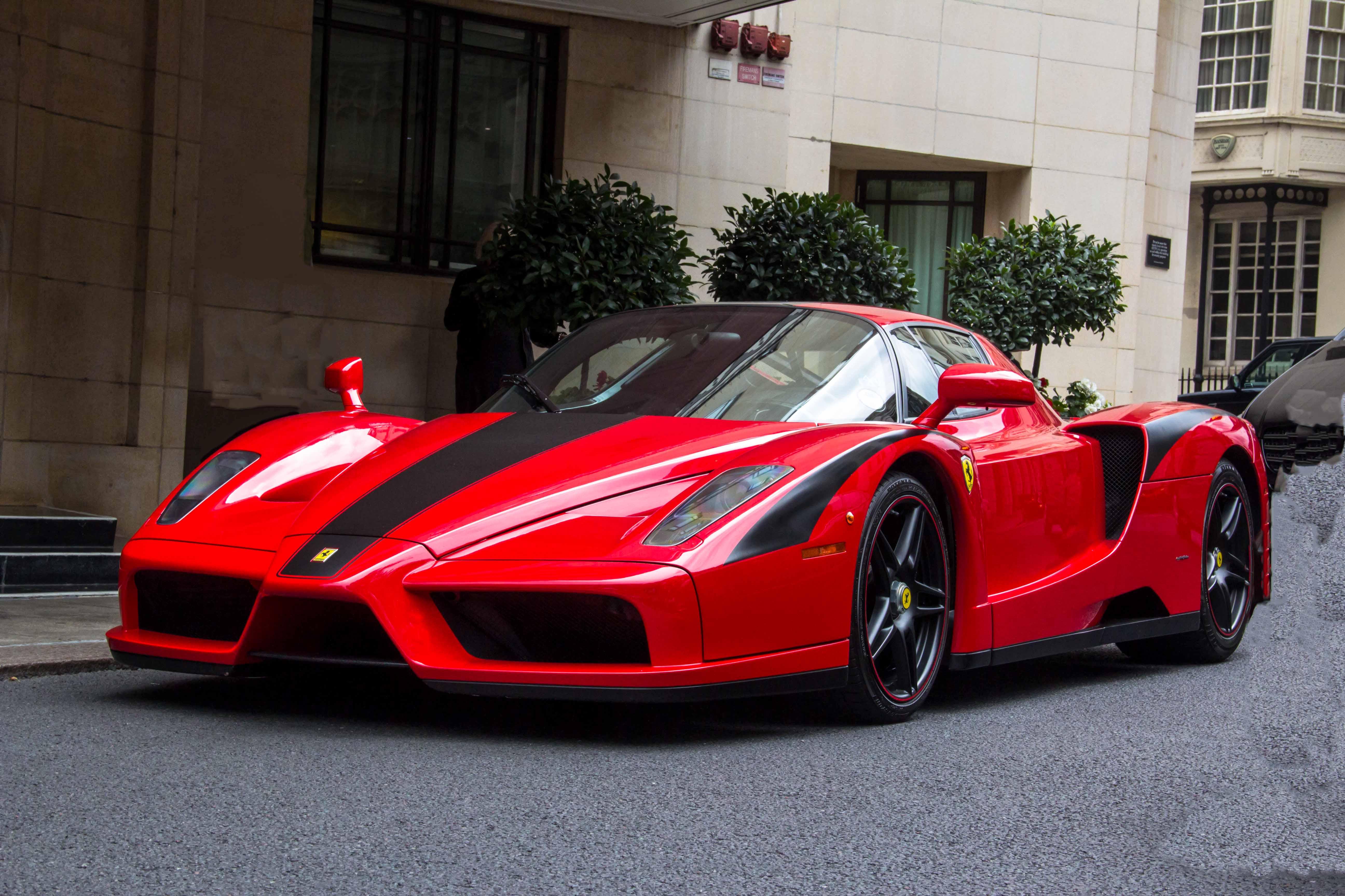 Enzo Ferrari Ferrari Enzo