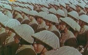 Quân trường Bách Sắc làm lễ mãn khóa tốt nghiệp cho tân sĩ quan