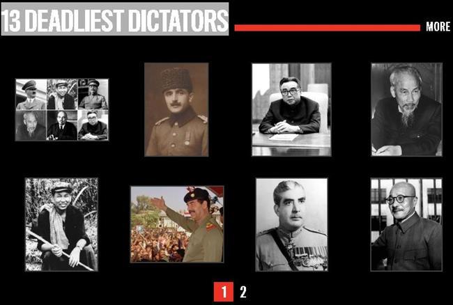 Hình chụp lại từ trang mạng www.thedailybeast.com