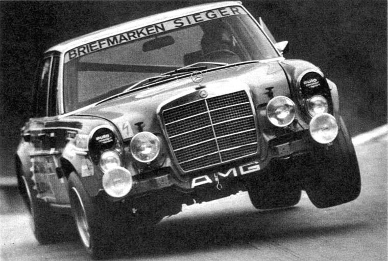 Mercedes-Benz 300 SEL 6.8 AMG W109