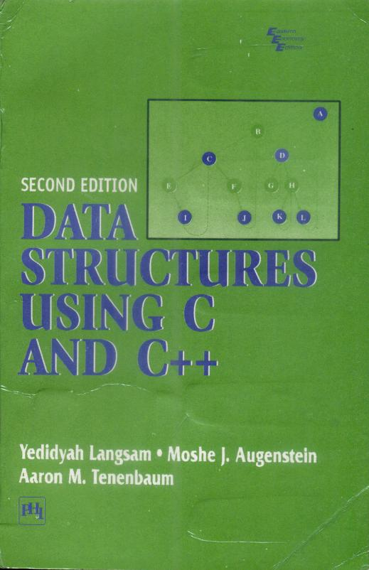 Data Structures Using C And C++ By Tanenbaum Pdf