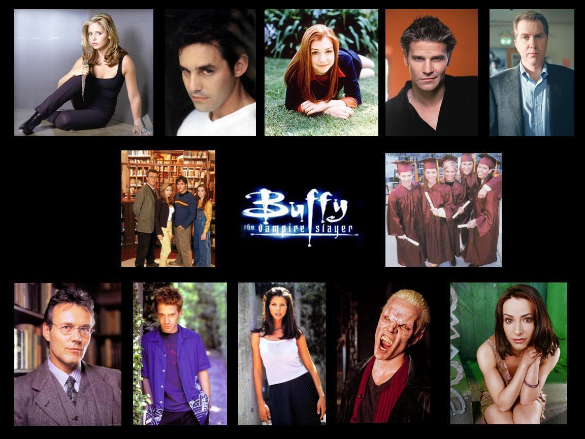Mort S Hobbies Tv Downloads Buffy The Vampire Slayer