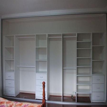 Catalogo de closets for Closet melamina