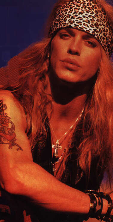 bret michaels nude playgirl