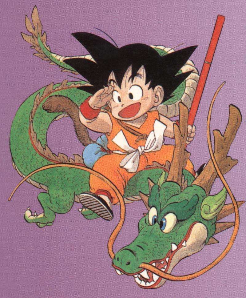 Materia Especial Saga Dragon Ball