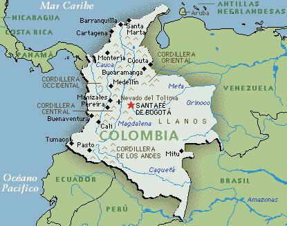 Resultado de imagen de situacion de colombia