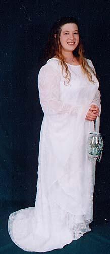 Galadriel's Mirror Dress by Cindy