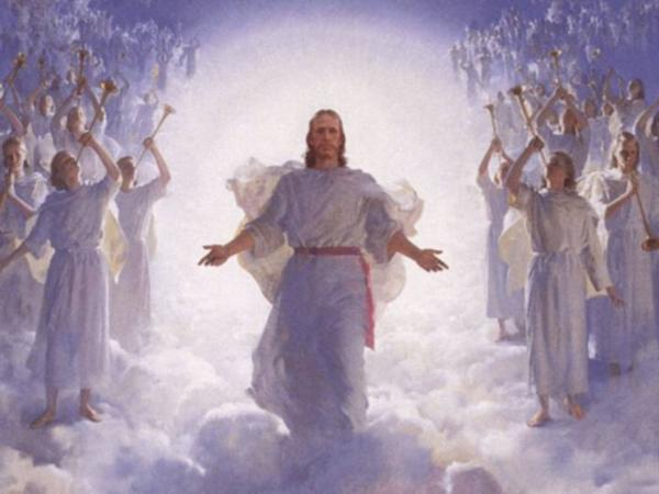 WELCOME TO HEAVEN - Home of the Angels - Yeshuah is waiting for you !