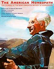 nash99 AMERICAN HOMEOPATH EDITORIAL 2000