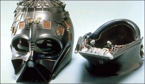 Kwenn S Star Wars Database Darth Vader S Bionic Suit