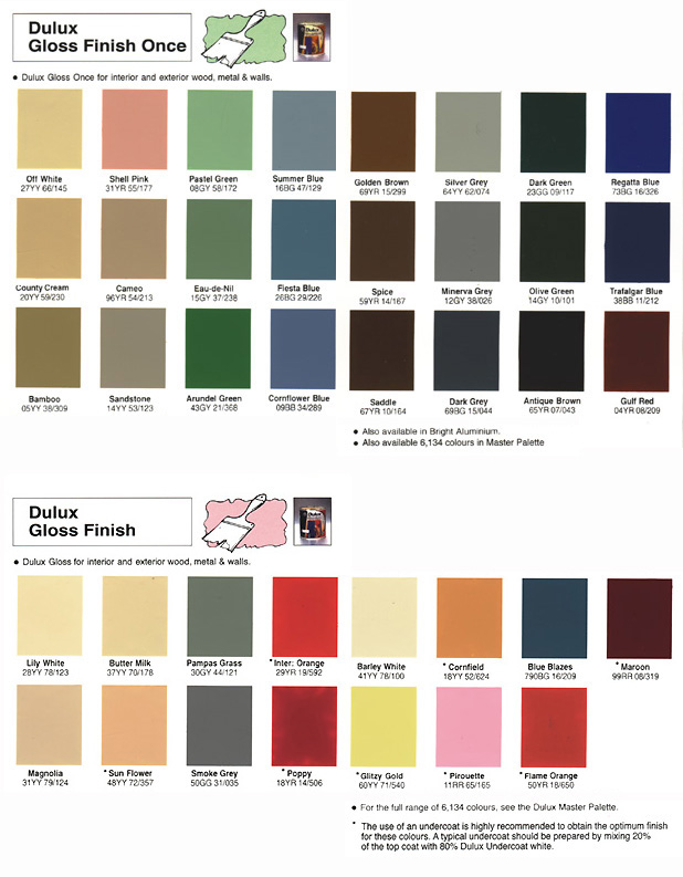 Dulux epoxy floor colours floor matttroy - Dulux exterior paint colours minimalist ...