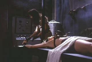Movie scenes rack torture
