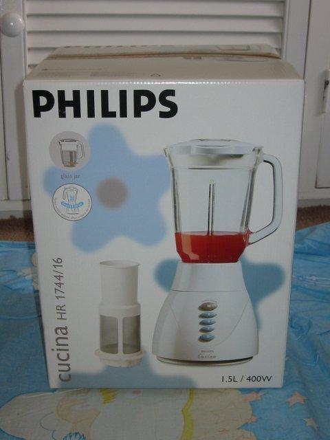 Philips cucina blender manual francais