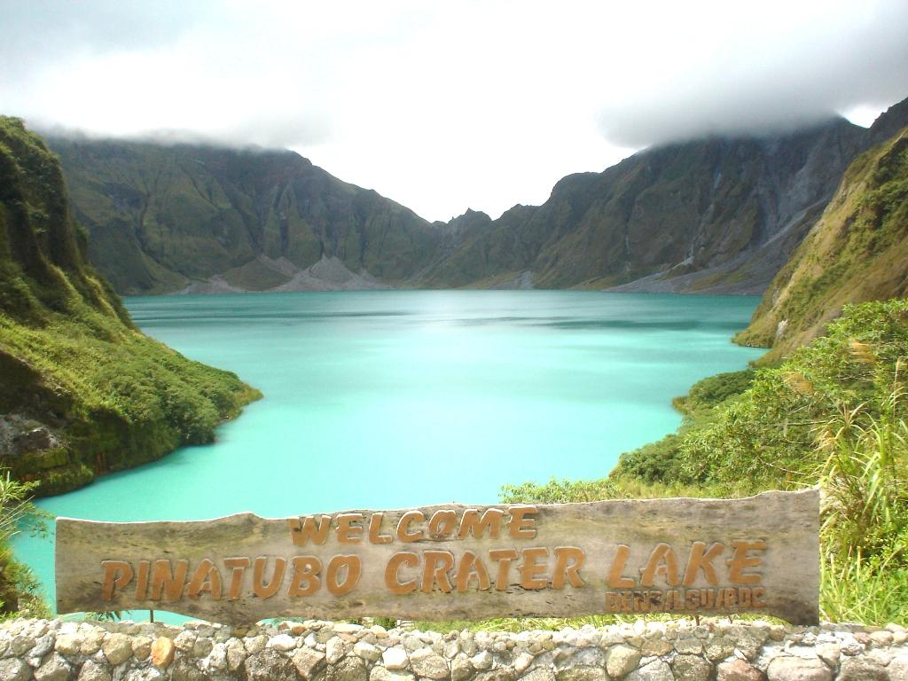 [Chia sẻ] Khám phá du lịch Pinatubo, Tarlac, Philippines