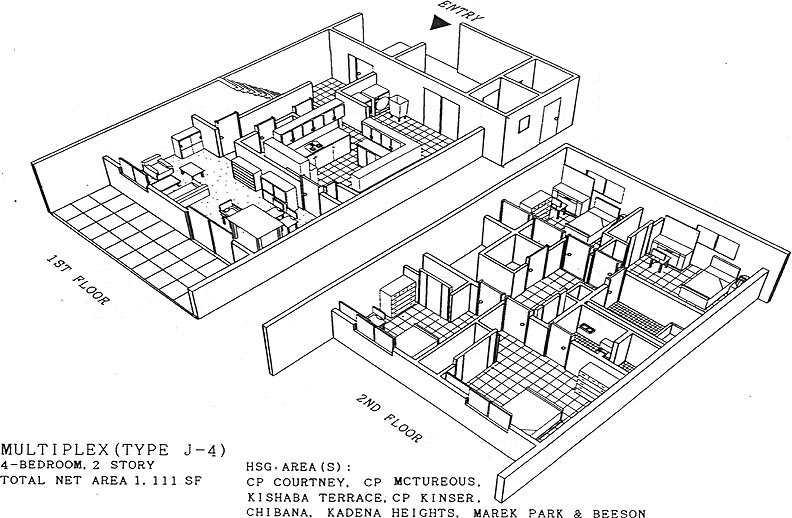 Kadena Air Base Housing Floor Plans