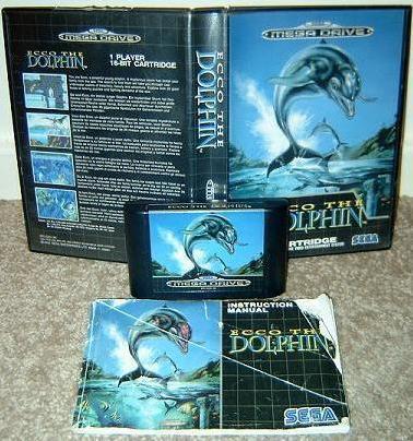 Ecco The Dolphin instruction Manual