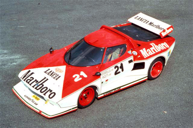 GREAT RACING CARS :::: Lancia Stratos Turbo Gr 5 Silhouette Racer Gallery  Page 1 of 3
